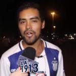 Carnaval Azul y Blanco , la previa vs Huracán.