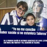 «Yo no me concibo haber nacido si no estuviera Talleres»